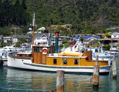 PICTON HARBOR, SOUTH ISLAND