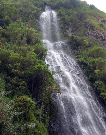CASCADA DE ULBA, 1,000 FOOT WATERFALL