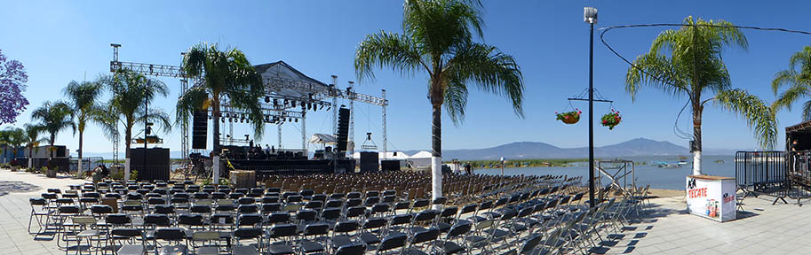 Free International Jazz Concert on the Shores of Lake Chapala