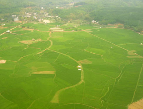 XISHUANGBANNA, LAND OF TWELVE MILLION RICE FIELDS