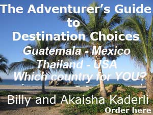 The Adventurer's Guide to Destination Choices