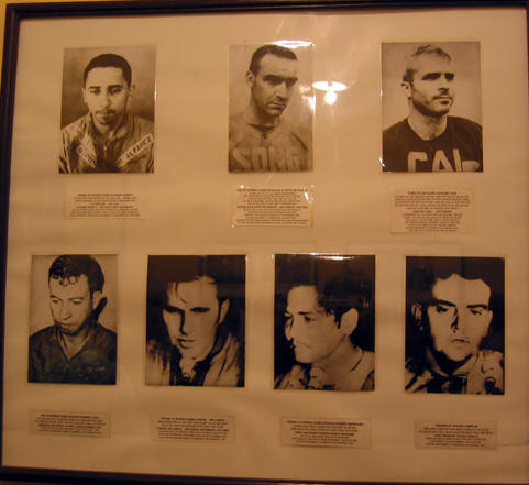 John McCain and others in The Hanoi Hilton