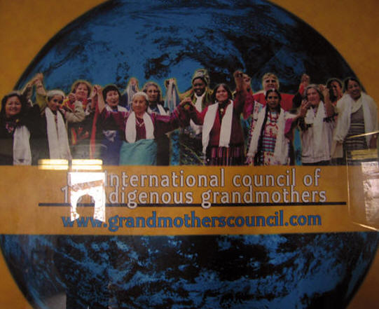 The 13 Indigenous Grandmothers