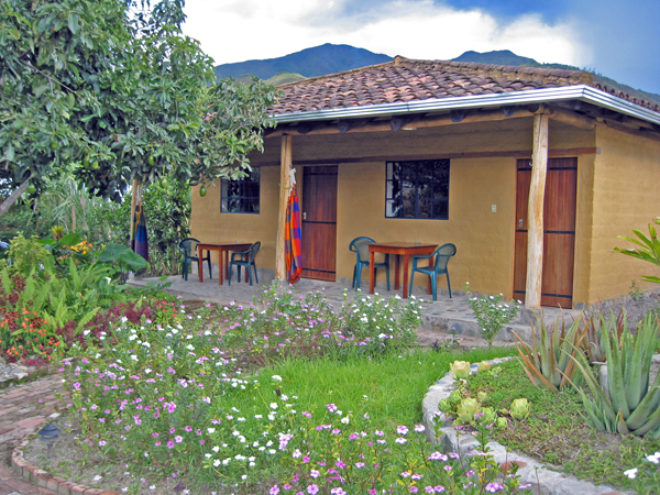 Bed and Breakfast in Vilcabamba, Ecuador