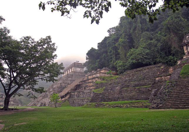 Palenque still holds mystical charm