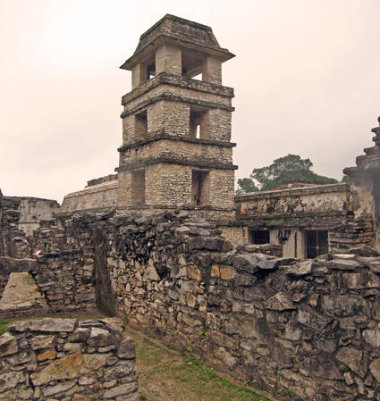 Maya had cities lasting centuries