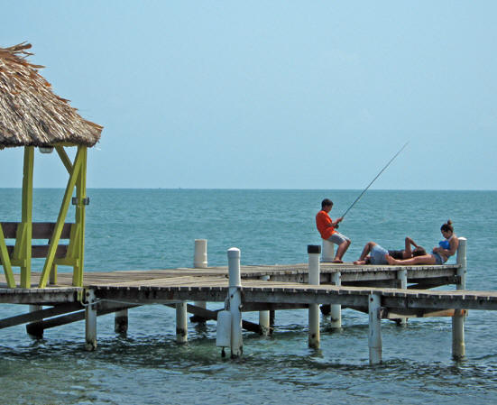 If you sail, dive, snorkel, fish or drink, then Belize is a great place for you.