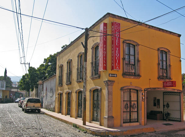 The Tequila Hotel