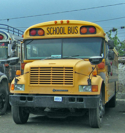 This school bus has a second life to live!